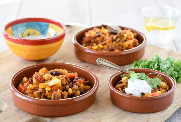 Delicious recipes with kidney beans I Peulvruchten nl
