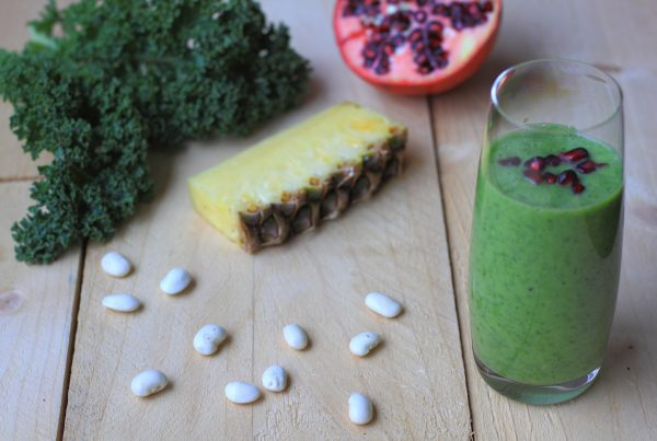 carbohydrate smoothie