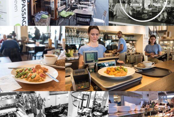 Besøg: restaurant Spirit i Rotterdam